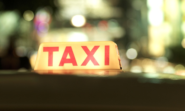 Hoodtaxi.com - Los Angeles: Airport Taxi Rides from LAX or John Wayne Airport or Any 20-Mile Trip from Hoodtaxi (Up to 51% Off)