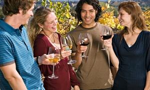 Niagara Fun Tours: Summer Wine Tour for One, Two, or Four from Niagara Fun Tours (Up to 61% Off)