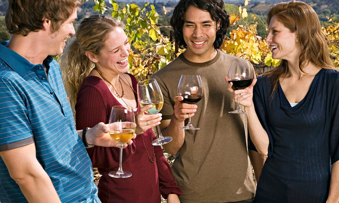 Wills Creek Vineyards and Jules J. Berta Vineyards - Multiple Locations: Wine Tasting for Two or Four at Wills Creek Vineyards and Jules J. Berta Vineyards (Up to 54% Off)