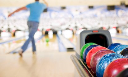 image for Two Games of Bowling for Two, Four, or Six with Shoe Rentals at Paradise Lanes (Up to 53% Off)