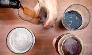 St. Paul Parish : Admission for One, Two, or Four to the Holiday Beer-Tasting Event at St. Paul Parish (Up to 39% Off)