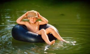 Wahoo's Adventures: $32 for an All-Day River Tubing Trip for Two from Wahoo's Adventures ($100 Value)