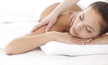 image for Facial, Back Massage and Manicure with OPI Polish for One or Two at Bliss Beauty