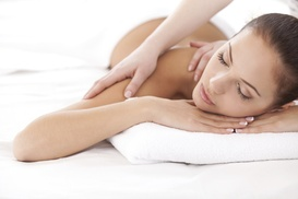 Bliss Beauty: Facial, Back Massage and Manicure with OPI Polish for One or Two at Bliss Beauty