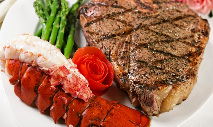 Ki's Steak and Seafood - Glendale Heights: $24 for $40 Worth of Steak and Seafood at Ki's Steak and Seafood