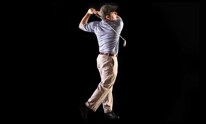 PGA Golf Lesson With Video Analysis for £17.95 at The North London Golf Academy (68% Off)