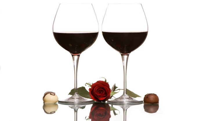 Pieces of Chocolate - Danville: $45 for Wine and Chocolate Pairing for Two at Pieces of Chocolate ($90 Value)