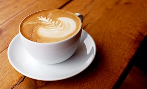 9th Bar Espresso: $12 for Two Groupons, Each Good for $10 Worth of Coffee at 9th Bar Espresso ($20 Value)