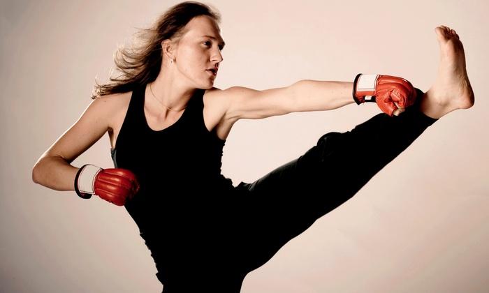 Empower Karate & Kickboxing LLC - Torrington: Up to 76% Off fitness classes at Empower Karate & Kickboxing
