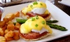 The Reef - The Reef: Weekend Brunch for Two or Four at The Reef (45% Off)