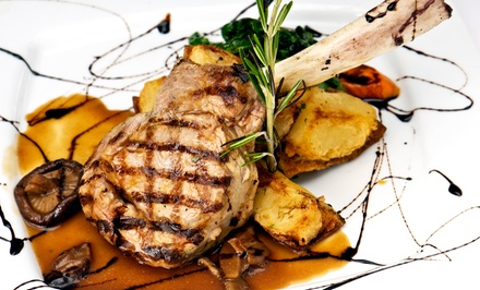 French Cuisine for Dinner at Café Normandie Restaurant (Up to 54% Off)