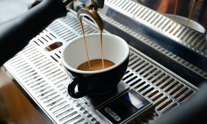 The Daily Grind Coffee House: $18 for Three Groupons, Each Good for $10 at The Daily Grind Coffee House ($30 Value)