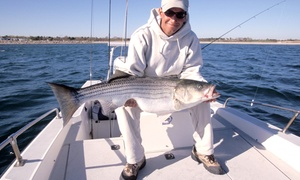Twisted Tails Charters: Four-Hour Fishing Expedition for One or Two from Twisted Tails Charters (Up to 60% Off)