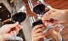 Twee flessen wijn als cadeau