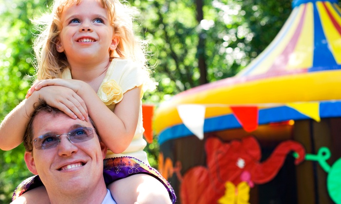 Family Day Festivals - Multiple Locations: C$59 for Games, Activities and Gifts for Four on Monday, February 15, at Family Day Festivals (C$170 Value)