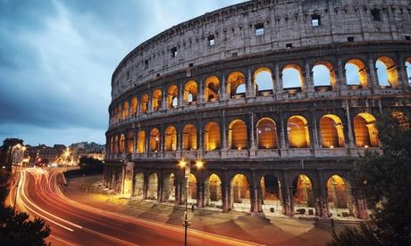 Vacanza Roma: camera Queen Standard con colazione o mezza pensione per 2 persone all'Hotel Roma Tor Vergata 4*