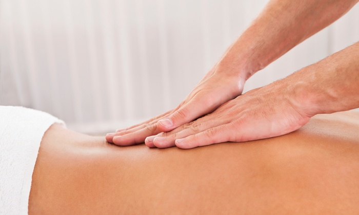 D'Nicole Salon & Spa - Washington: 60- or 90-Minute Therapeutic Massage or a Signature Facial at D'Nicole Salon & Spa (Up to 59% Off)