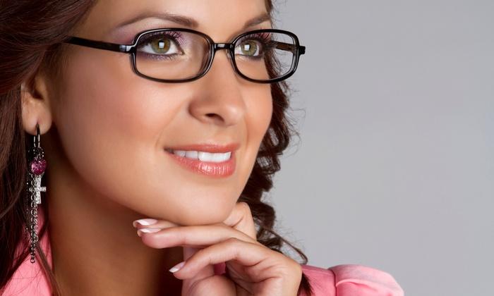 i2ioptique - i2ioptique: $50 for $250 Worth of Prescription Eyeglasses at I2Ioptique