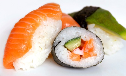 $24 for $40 Worth of Hibachi Cuisine and Sushi at Bambu Modern Asian Restaurant