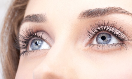 Eyebrow Waxing or Eyebrow Extensions at Head Over Heels Salon - Brandy (Up to 52% Off). Three Options Available.