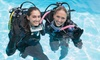 RAID or PADI Diving Course