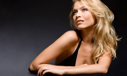 Cut with Optional Single-Process Color or Partial Highlights at Cutting Edge (Up to 54% Off)