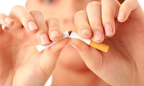 Terapia láser de baja intensidad para ayudar a dejar de fumar para 1 o 2 desde 34,90 € en Centro Láser Fusión Alicante
