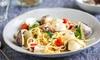 ⏰ 1 o 2 kg di spaghetti allo scoglio