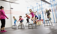 One- or Two-Week Winter Camp at Kidville (Up to 62% Off)