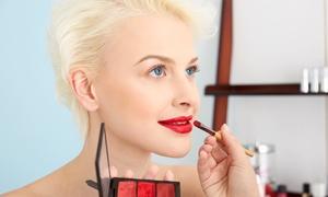Beauty Line Professional: Corso di trucco a scelta con make-up artist per una o 2 persone presso Beauty Line Professional (sconto fino a 81%)