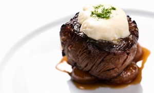 Jimmy's On the James: $15 for $30 Worth of Contemporary Southern Fare at Jimmy's on the James in Lynchburg