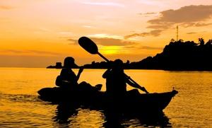 Paseo en canoa por el Guadalquivir y picnic para dos o cuatro personas desde 19,95 €