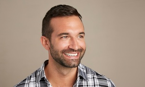 Basin Street Hair: $19 for One Men's Haircut with Shampoo and Scalp Massage at Basin Street Hair ($50 Value)