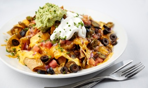 Medio Tiempo: Mexican Pub Food at Medio Tiempo (Up to 42% Off). Four Options Available.