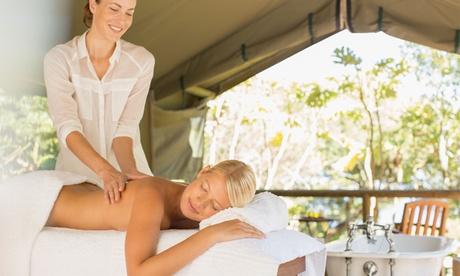 Masaje relajante individual de 30, 60 o 90 minutos desde 14,99 € en Goldtriz Estetic Center