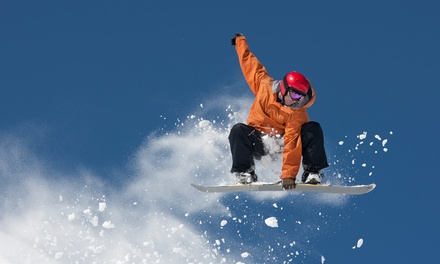 Snowboard Tune-Up, Winter Sports Gear, or Ski Tune-Up at Cutting Edge (Up to 50% Off)