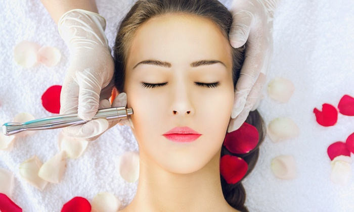 Love Purely Skin - Inside Sola Salon Studios: One or Three 60-Minute Facials with Holistic Microdermabrasion( at Love Purely Skin (Up to 52% Off)