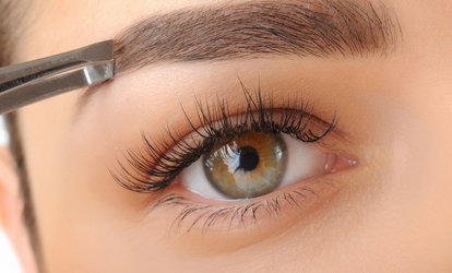 1 ($25) or 2 Eye Trio Treatments ($45), or 1 ($34), 2 ($64) or 3 Bikini Waxes ($94) at Absolute Therapy (Up to $195)