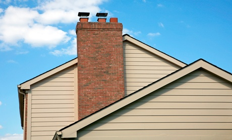 Chimney-Sweeping Service or Dryer-Vent Cleaning from Fireplace & Chimney Tech Services, LLC (60% Off) photo