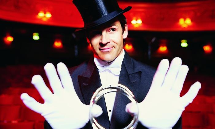 The Magic Of Ben Zabin - Fairfield County: $165 for $300 Worth of Magician Rental — The Magic of Ben Zabin