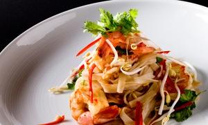 Witte Olifant Chang Phuak: Heerlijk Thais 4 gangen menu voor 2-3 of 4 personen in hartje Gent