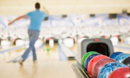image for Three-Hour Bowling with Pizza for Four or Six at The Bowl Bromborough (Up to 69% Off)