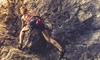 Northeast Mountain Guiding - Multiple Locations: Outdoor Rock-Climbing Excursion for One or Two from Northeast Mountain Guiding (Up to 61% Off)