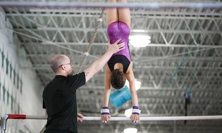 $49 for Four-Week Gymnastics Toddler Time at Debbie's Gym ($134 value)