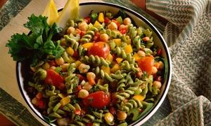 Restauracja Dżungla: Kuchnia wegetariańska: 19,99 zł za groupon wart 30 zł do wydania na menu i więcej opcji w Restauracji Dżungla (do -38%)