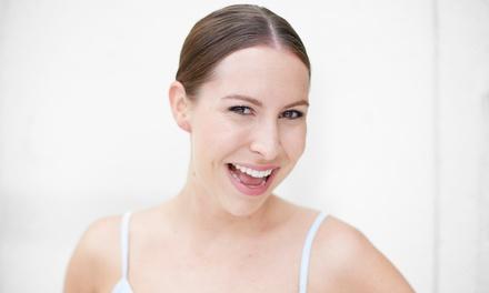 3 o 5 trattamenti viso antiage da 40 minuti