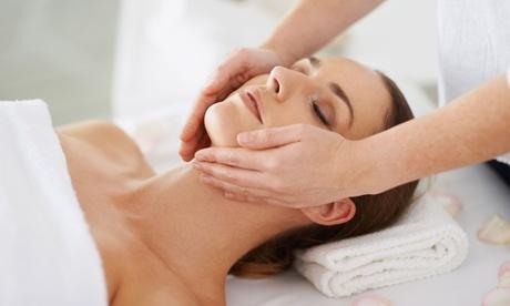 Masaje relajante con opción a tratamiento facial a elegir desde 16,95 € en Estética y Terapias Imma