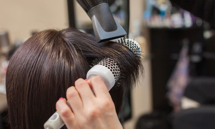 Women's Haircut or Blowout for Short or Long Hair at Josephine Hair Stylist (Up to 52% Off)