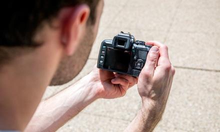 """Sesión de fotos en exterior o """"Yo te sigo"""" de 1 o 2 horas para hasta 4 personas desde 24,95 € con Atodafoto"""