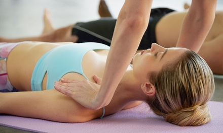 $15.38 for 30-Class Yoga and Fitness Pass from Yoga & Fitness Passport  ($300 Value)